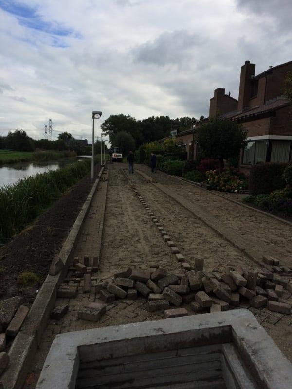 Waterkers project Krimpen aan den IJssel (2)